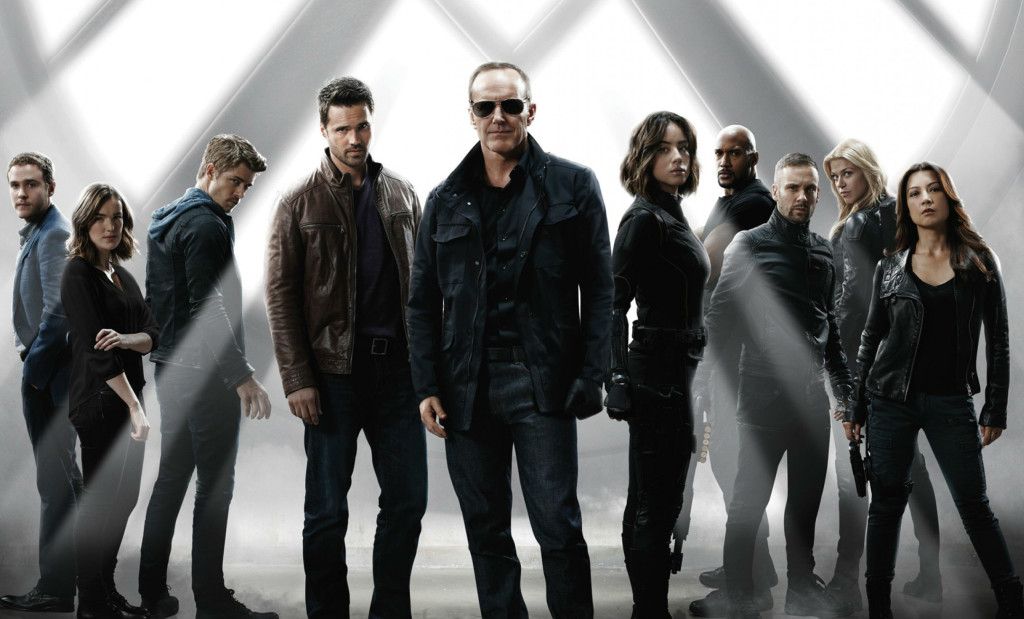 Agents of shield cast s03